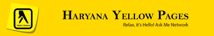 Haryana Yellow Pages